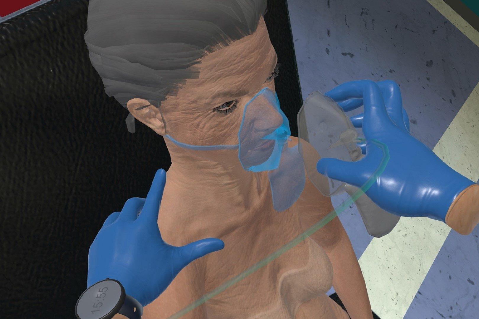 wirtualny pacjent